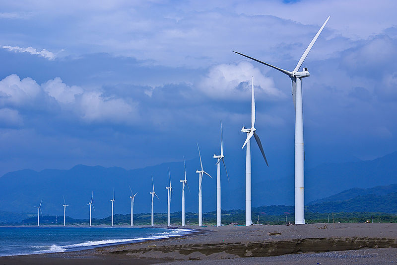 A windmill, evoking wonder. (image courtesy of Wikimedia Commons)