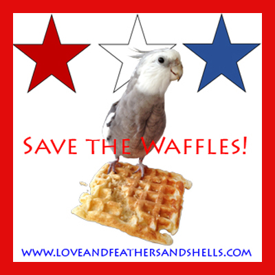 Save the Waffles