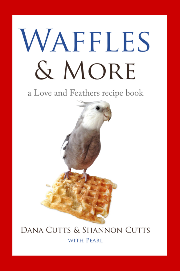 Waffles & More book