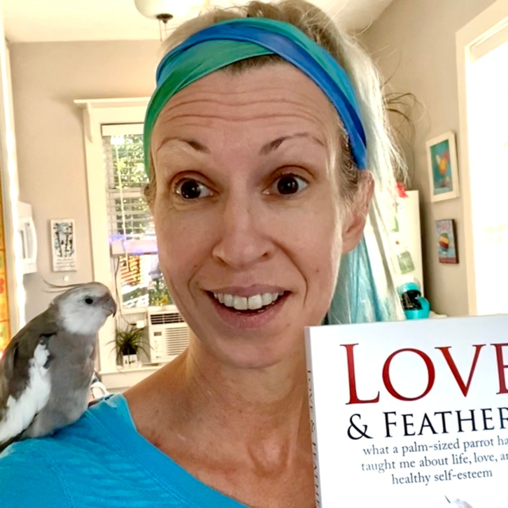 Love and feathers book by Shannon Cutts and Pearl