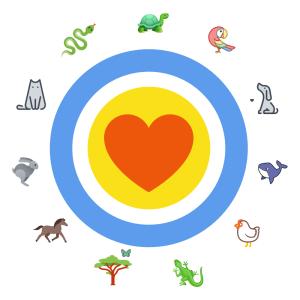 Animal Love Languages logo